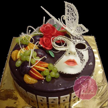 Торт на день рождения аниматору №1773