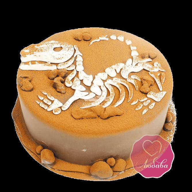 Торт на день рождения археологу №1774