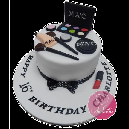 Торт на день рождения стилисту №1801