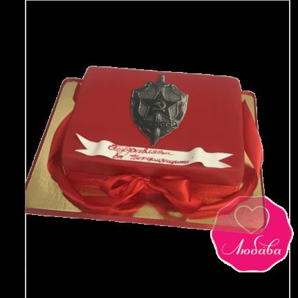 Торт праздничный КГБ СССР №1842
