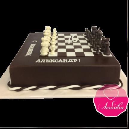 Торт на юбилей шахматы №1867