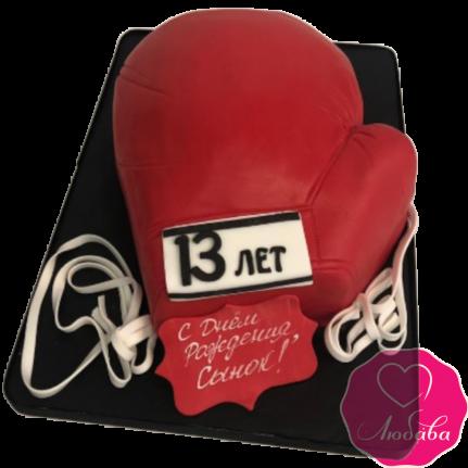 Торт на день рождения боксеру №1977