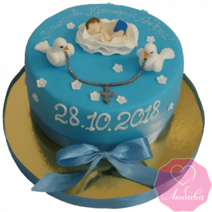 Торт на Крещение №1992