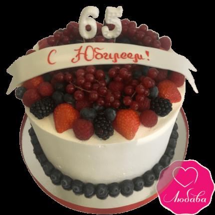 Торт на юбилей диабетический №1996