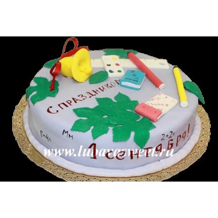 Торт на 1 сентября №194