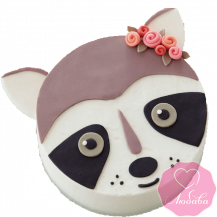 торт детский кошка №2037