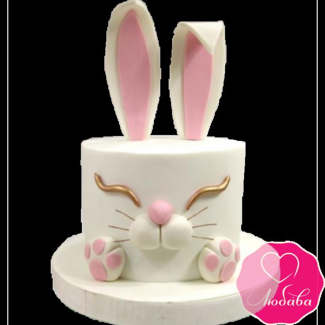 торт детский заяц №2060