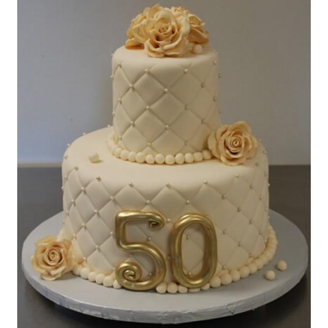 Торт на 50 лет №678
