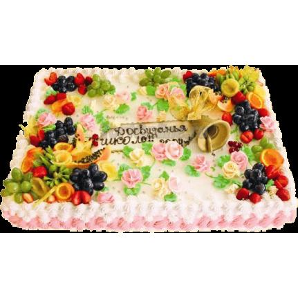 Торт До свидания школа №575