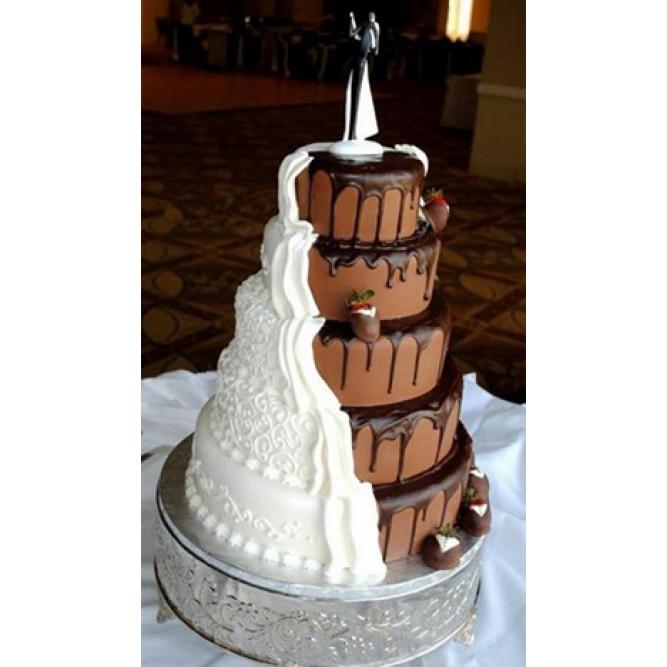 Торт свадебный 5-ярусный №730