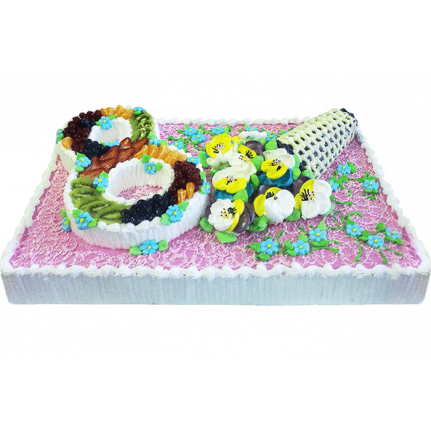Торт на 8 марта №281