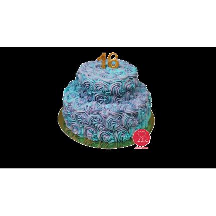 Торт Воздушные кружева №1112