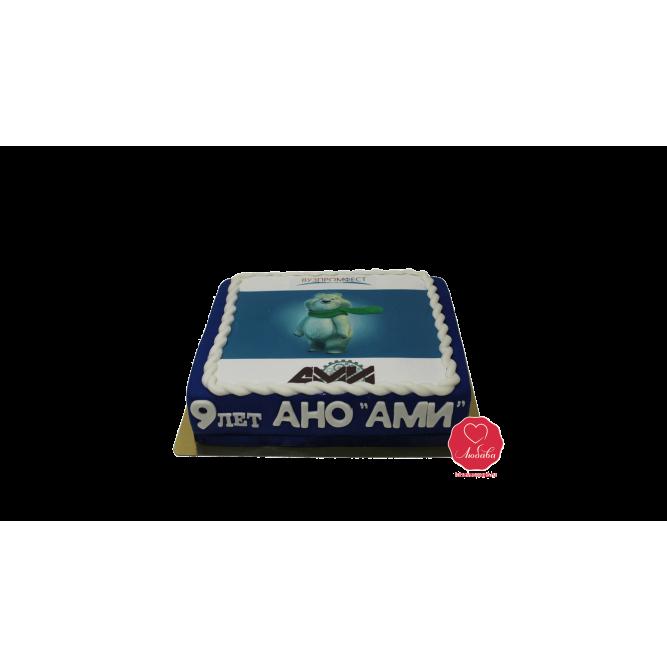 Торт АМИ №1096