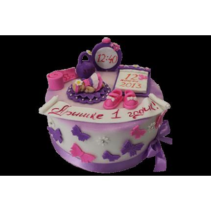 Торт Арише годик №498
