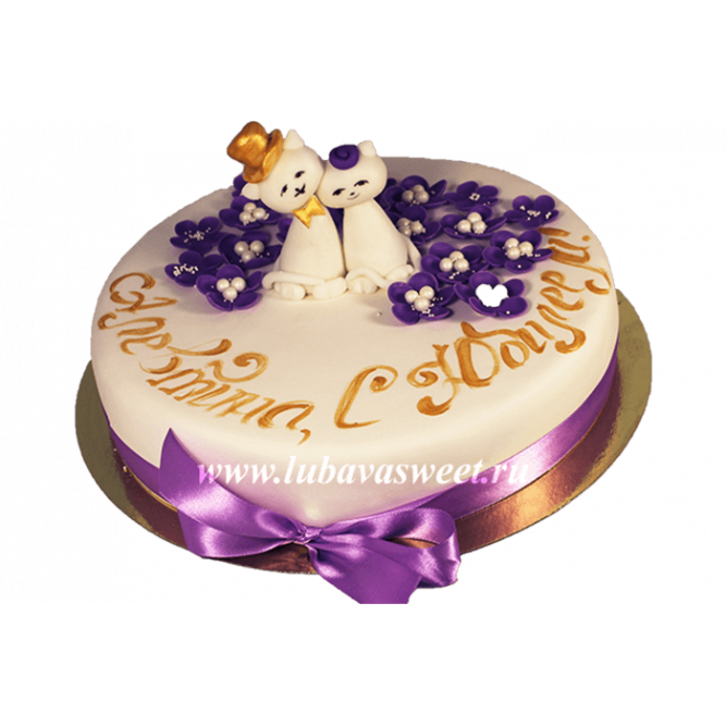 Торт Коты аристократы №702