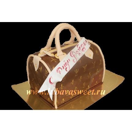 Торт сумка №186