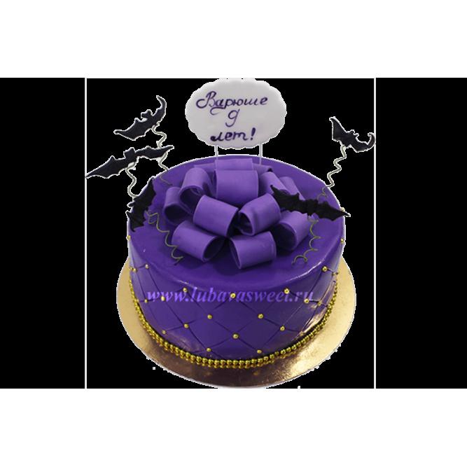 Торт Летучая мышь №629