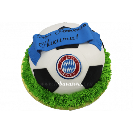 Торт fc Bayern Munich №605
