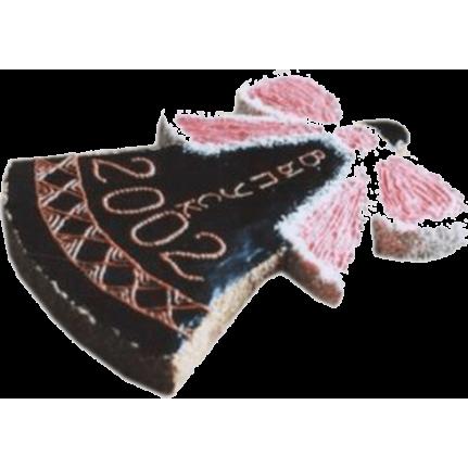 Торт Колокольчик с бантом №579