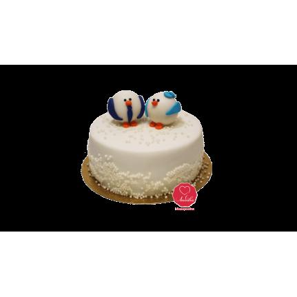 Торт Пузатые птички №1055