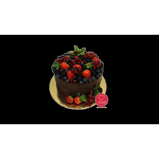 Торт Ягодное изобилие №946