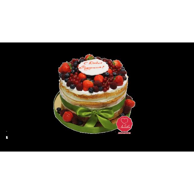 Торт Ягодный взрыв №907