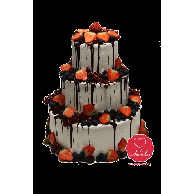 Торт Ягодная феерия №924