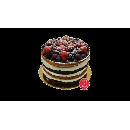 Торт Ягодные коржи №1155