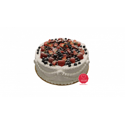 Торт Ягодный нежный №986