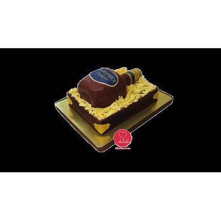 Торт Бутылка №1029