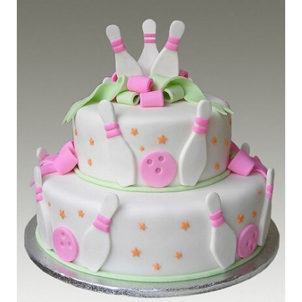 Торт Боулинг №763