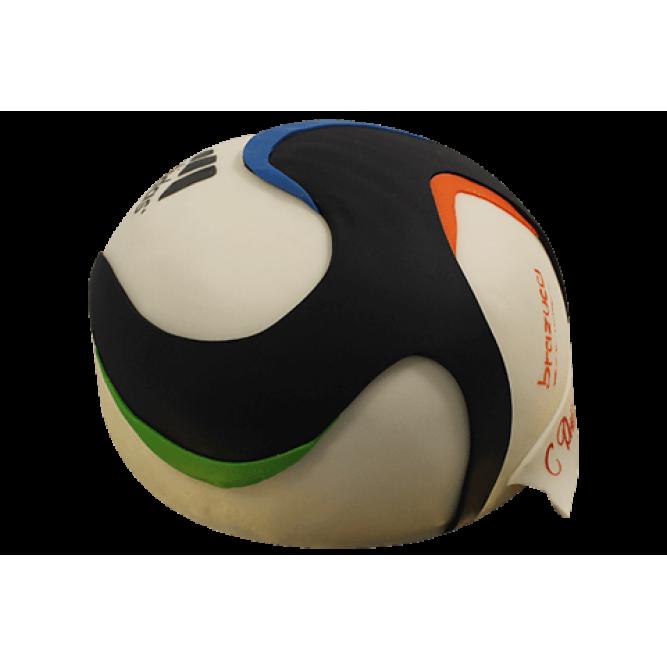 Торт футбольный мяч Brazuca №574