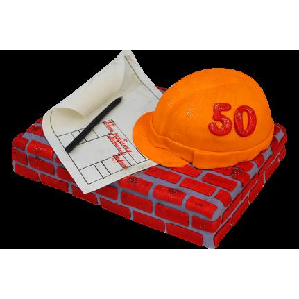 Торт для строителей №183