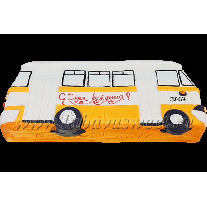 Торт Автобус №139