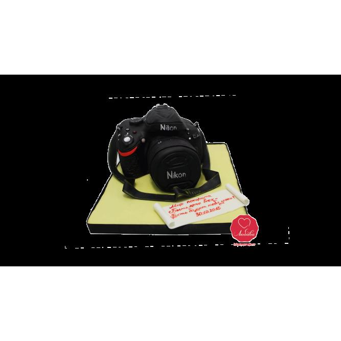Торт Фотоаппарат №914