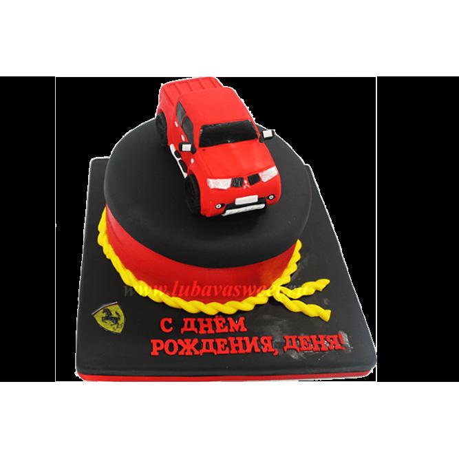 Торт Машина №636