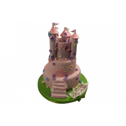 Торт Замок №460