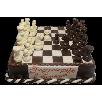 Торт Шахматы №528