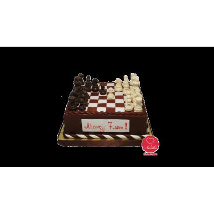 Торт шахматы №151