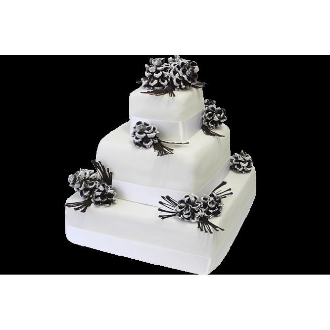 Торт Новогодняя фантазия №173
