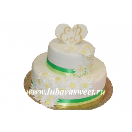 Торт Ромашки №241