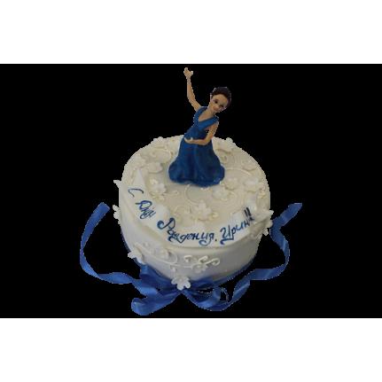 Торт Танцовщица №495