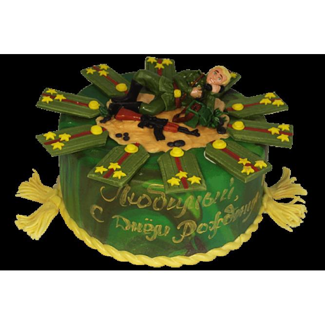 Торт Мечты радиста №471