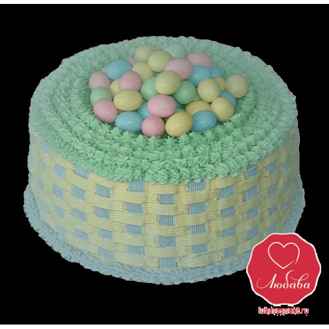 Торт Пасхальный №803
