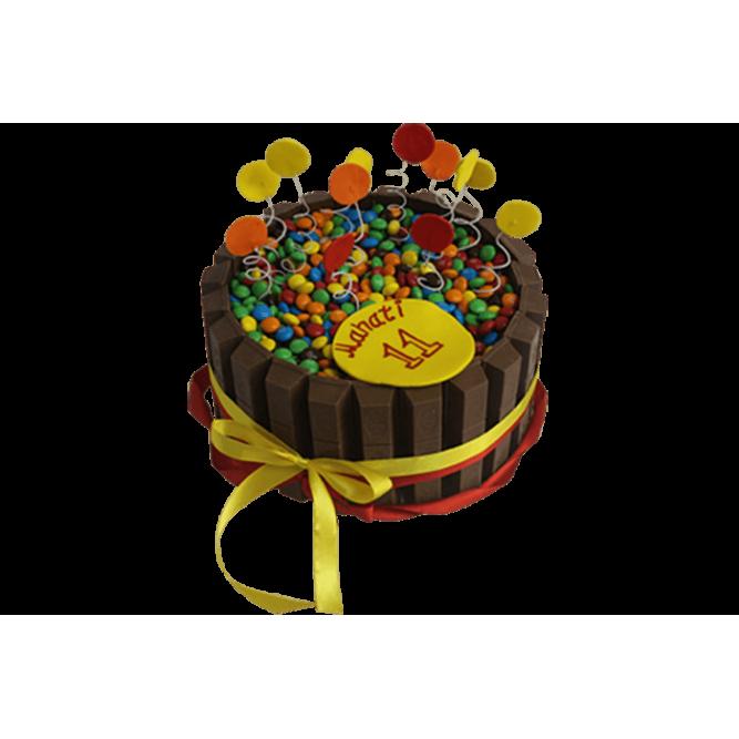 Торт Эмемдемс №522