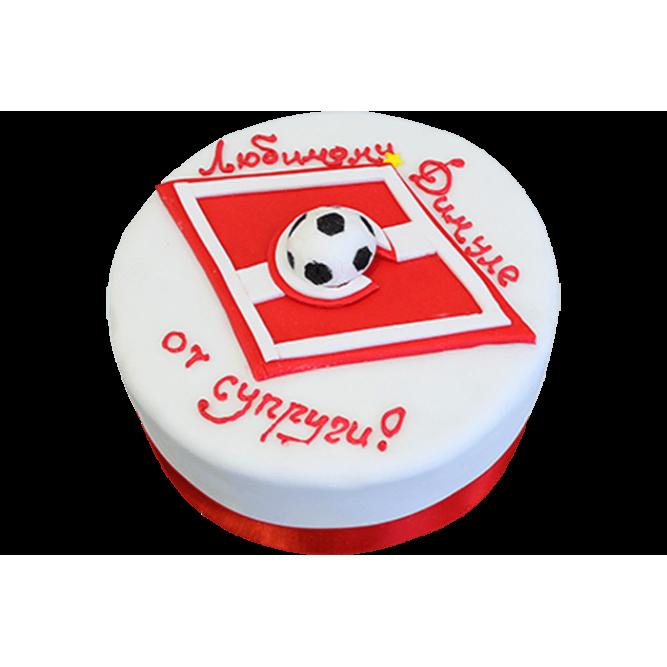 Торт ФК Спартак №159