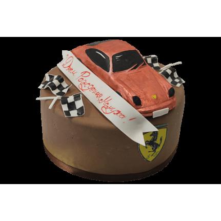 Торт Феррари №524