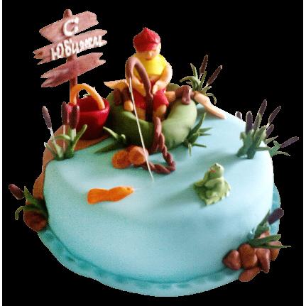 Торт На рыбалке №371