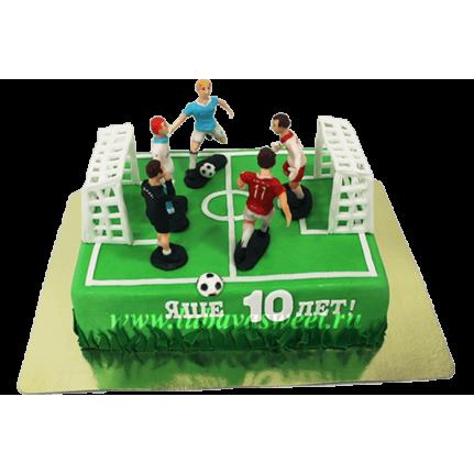 Торт Футбольная игра №617