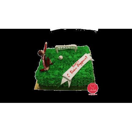 Торт Футбол и ворота